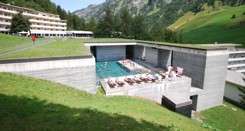 Therme-vals-sauna