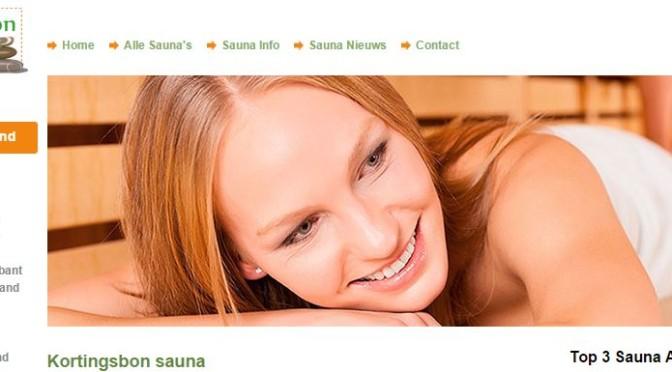 Tip: sauna aanbiedingen