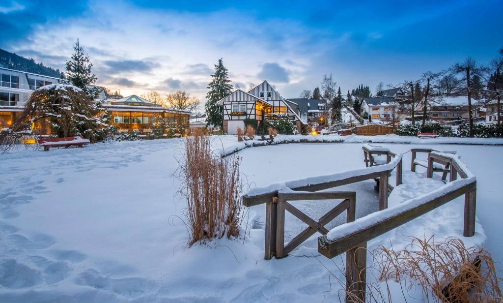 Romantik- und Wellnesshotel Deimann_winter